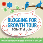 Blogging For Growth Tour Brand Your Blog Via Pinterest